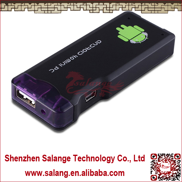 Cheapest Allwinner A10 CORTEX-A8 1.5GHZ 1G DDR3 4G Nand Flash Hdmi Android Smart Tv Dongle Stick By Salange