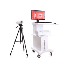 PL-9800T Trolley Digital Electronic Video Colposcope with Sony Camera for Gynecology