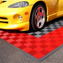 Factory price PP copolymer anti-slip Waterproof floor mats for garage