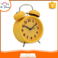 Home Decor Running Or Fitness Plastic Box Material Metal Bell Smart Table Bedroom Time Clock