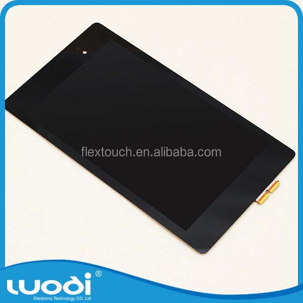 New LCD touch digitizer assembly LCD display digitizer for LG google Nexus 7 best price