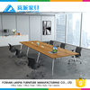 latest wooden office table design modern executive office table office desk leg