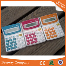 8 digital calculator Promotional desktop solar calculator