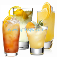 Guangzhou Jingwei manufacturer wholesale kinds of drinking glasses