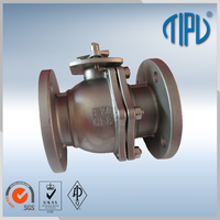 Anti corrosion float valve ball