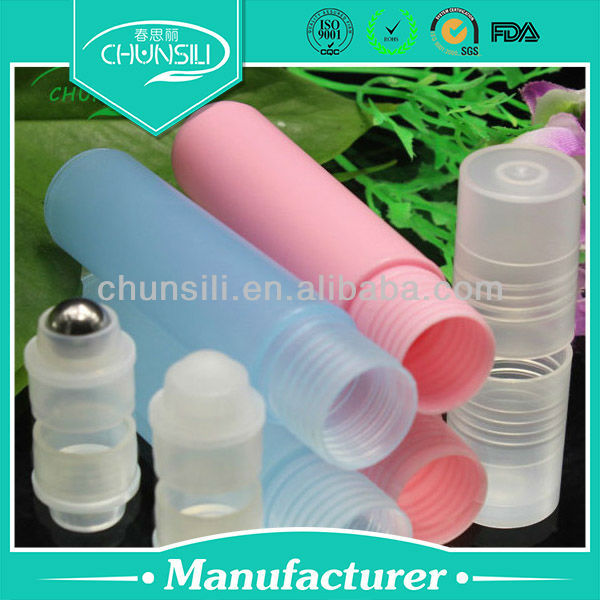 plastic roll on bottles, mini crystal perfume bottles,gel deodorant container
