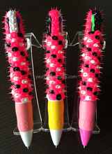 handmade personalized tailor assorted 4 color jumbo pen