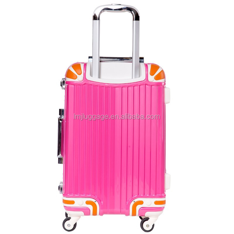 20 inch eminent abs plastic travel luggag/ travel suitcase with wheel luggage suitcase