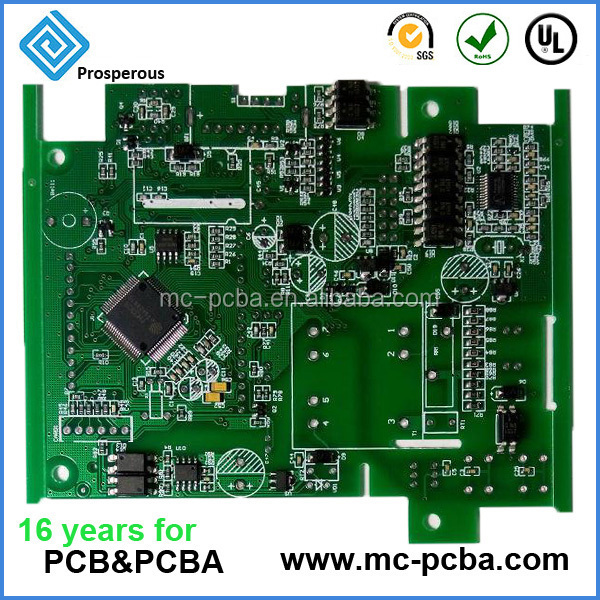 Alibaba pcb pcba manufacturer, support pcba prototype, power bank pcb assembly