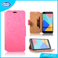 PU Material Feather Flip Case Cover for Samsung Galaxy A7 2016