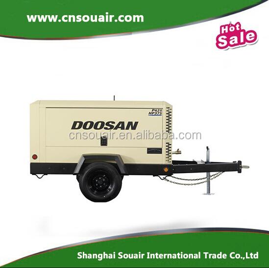 750 1500 Cfm High Pressure Doosan Ingersoll Rand Diesel