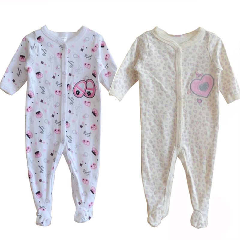 6109cc1c089e9 Buy BABY ROMPERS Carters Baby Girl Boy Romper Bebes Jumpsuit Kids New Born  Baby Clothes Cotton Baby Boy Clothing Free Shipping Z08 in Cheap Price on  ...