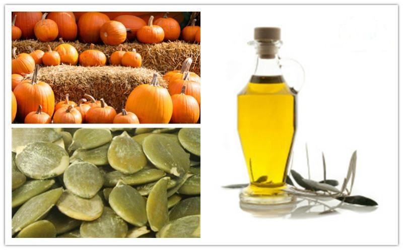 Natural Pumpkin Seed Oil Best supplier from china