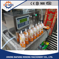 Automatic Stainless Steel Food Liquid Filling