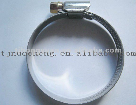 German Type Worm Hose Clamps&Pipe Fittings-1