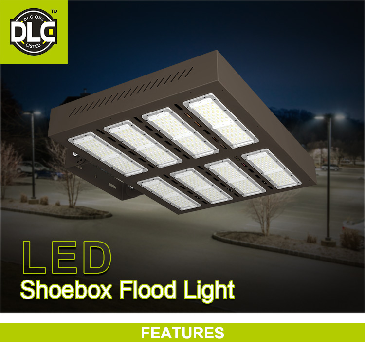 Most powerful 400w led flood light high lumen flood light high power flood light