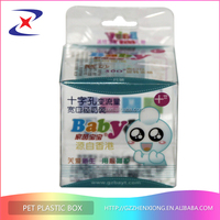 Red Heart self adhesive Plastic Box