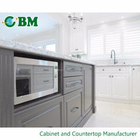 Kitchen Furniture Microwave/Fridge Cabinet