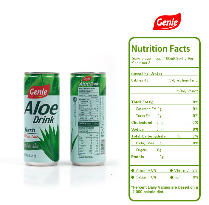 Aloe Drink (Original flavor)
