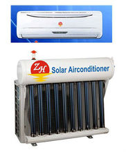 dc inverter solar air conditioner, hybrid solar air conditioner