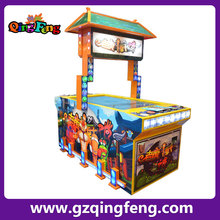 Qingfeng Tiger Stick Chicken redemption game machine arcade amusement machine for sale