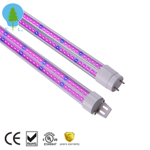 Plant Tube LED Grow Lgiht Plant Grow Light with clear cover (FY-T8B-1200NC)