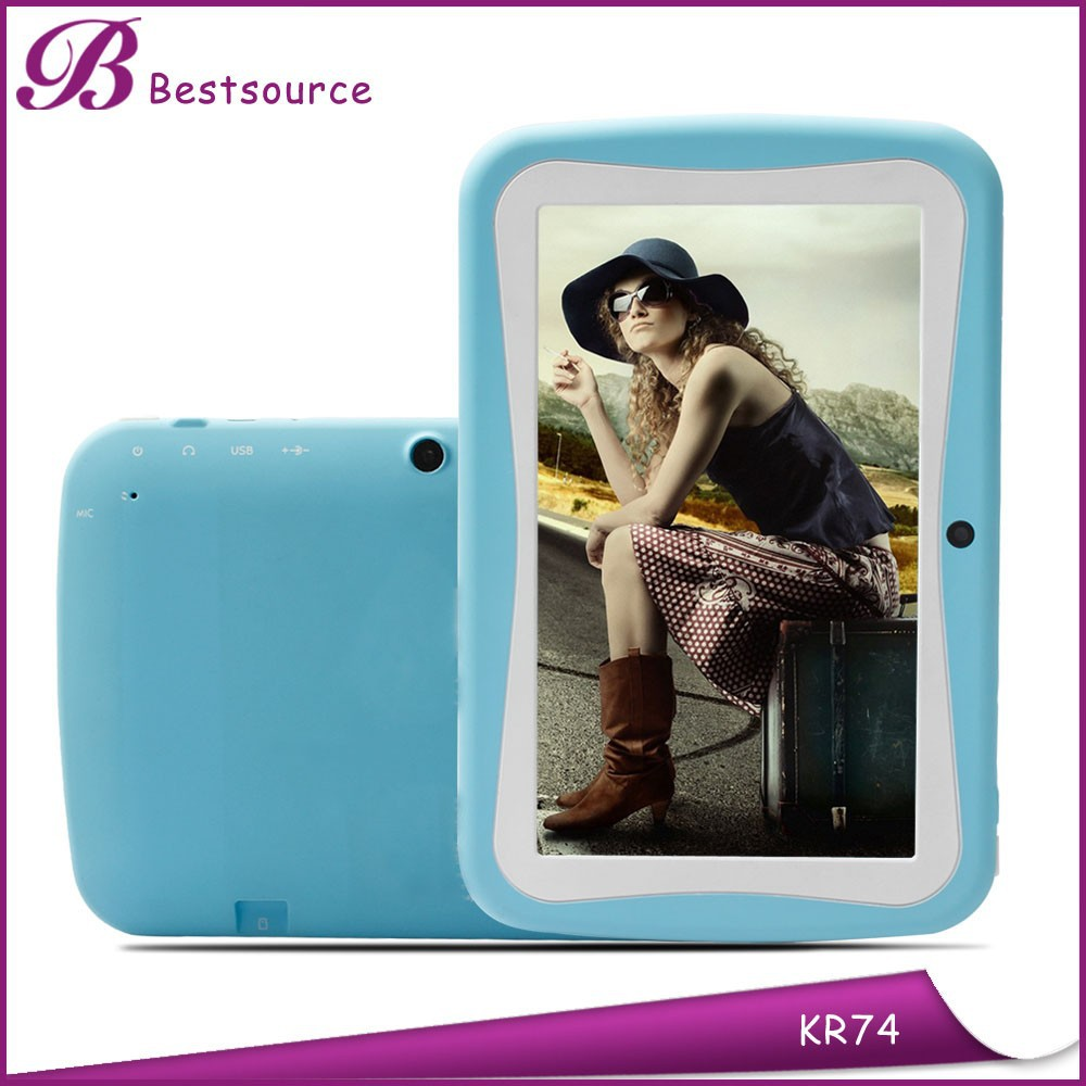 Best Quality kids tablet Newest 7inch android kids drawing tablet pc dual core kids learning tablet