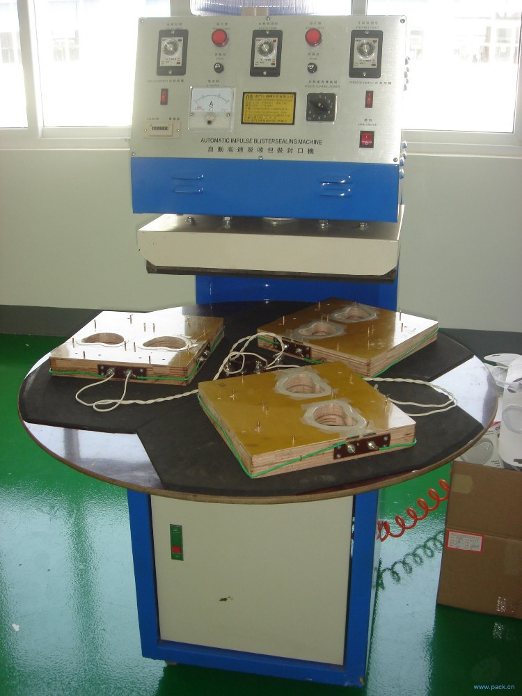 Rotary PVC Packing High Frequency Blister heat Sealing Machine