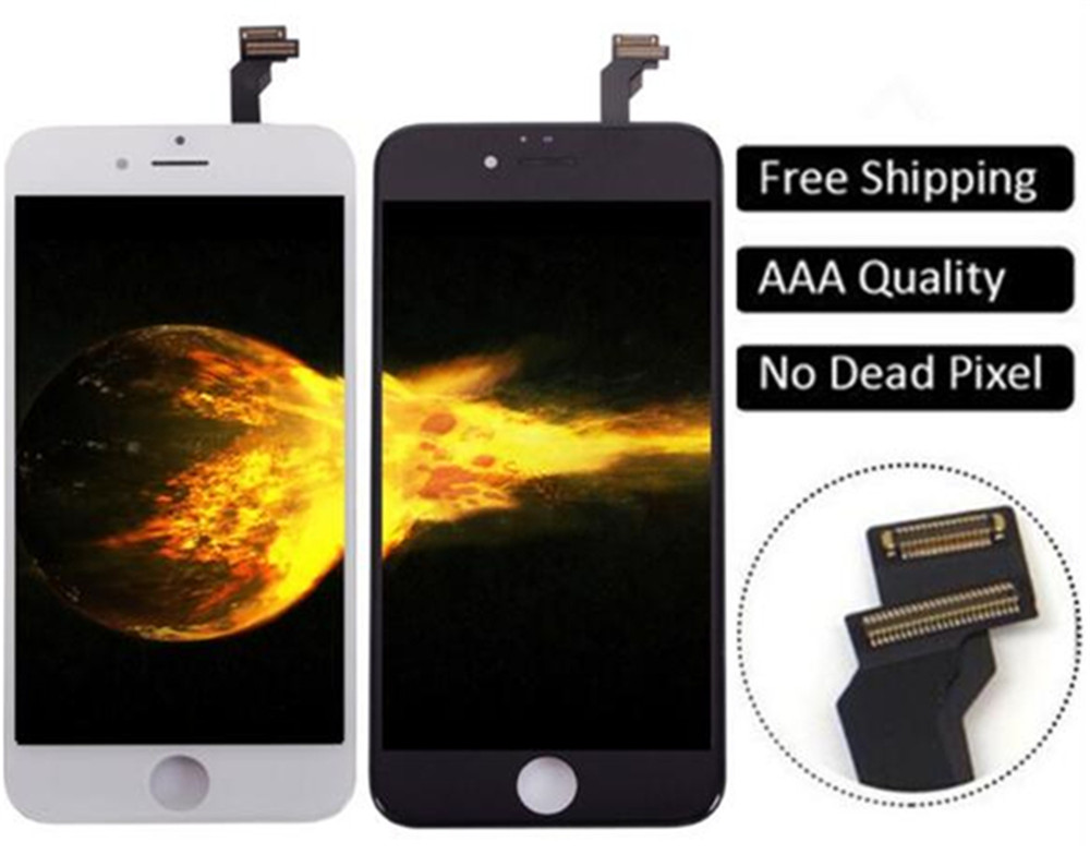 Best price New LCD Display Touch Screen Digitizer Replacement for Iphone 6 lcd