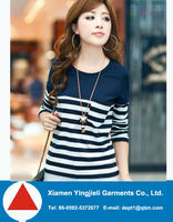 Popular Slim Fit Cotton Women Shirt 2013