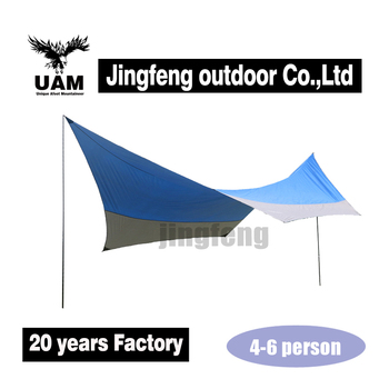 Sunscreen hard top roof tent party tent