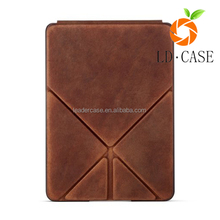 Ebook New Smart Slim Leather Cover Case for Amazon Kindle Paperwhite