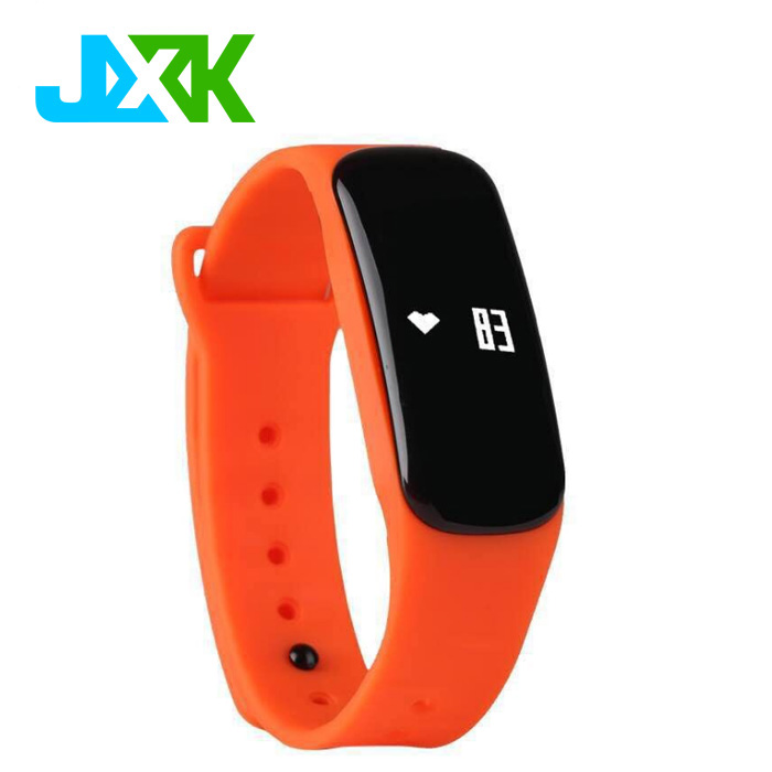 Wearable Devices Pedometer JXK8 Bluetooth 4.0 Smart Bracelet with SDK supply
