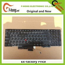 Genuine Original New Swedish keyboard for IBM Thinkpad E545 E535 E530C E530 SWD/SD layout 04Y0327
