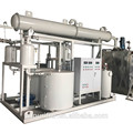 Used Motor Oil Recycling Plant, Waste Engine Oil Refine Distillation System