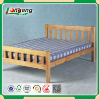 double bed teak wood double bed