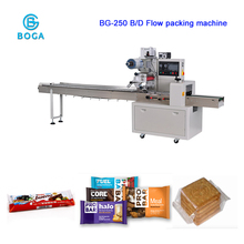Automatic Horizontal Pillow Packaging Machine For Biscuit