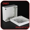 Outdoor electronics project case IP65 plastic ABS waterproof enclosure box