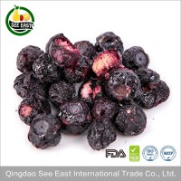 Healthy Snack Fruits Freeze Dried Blueberries