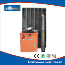 CE/IEC/TUV/UL solar water pump inverter for agriculture