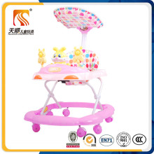 EN 71 Safety Kids Walking Chair For Baby New Plastic Baby Walking Frames Baby walker