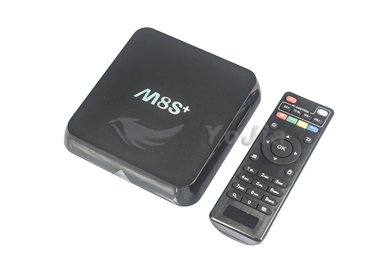 New M8S Plus 2G/8G Amlogic S812 Smart Tv Box 4K Android