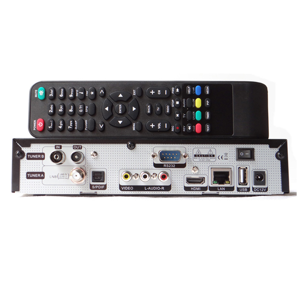 Mini Combo 1080P Full HD DVB Amiko DVB 2016 Digital Satellite Receiver