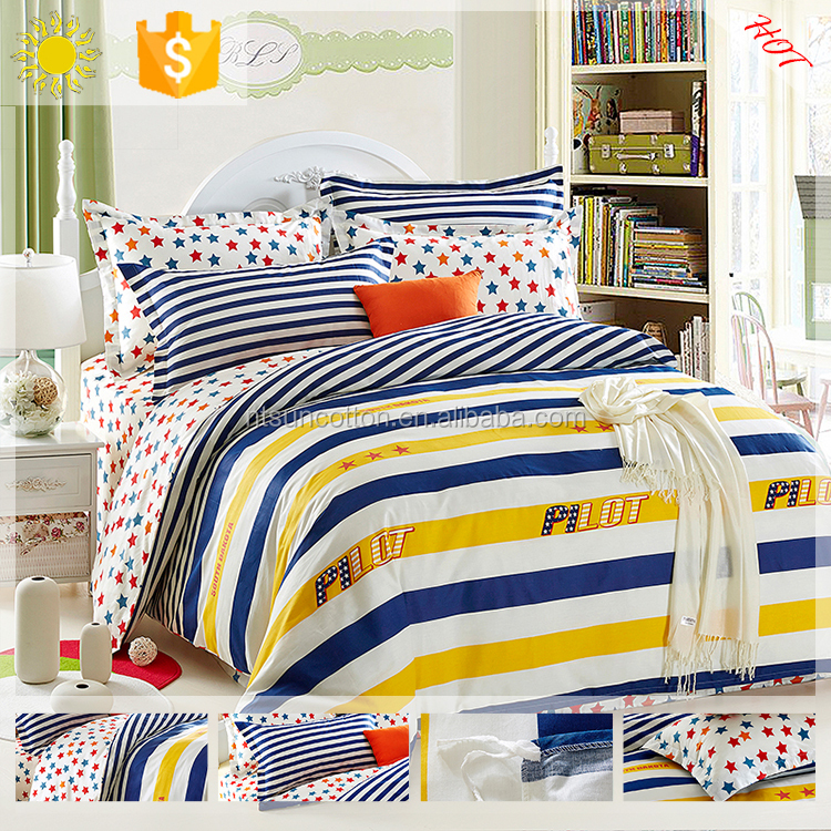 China supplier sex animal all hot for kids luxury bedding set