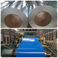 hot dip galvanizing steel coils for sale