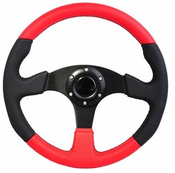 Drifting Series Steering Wheel Compatible with MOMO Steering Wheel 350MM Car Refitting Steering Wheel