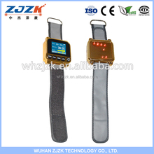 650nm DC 2.5V Soft Cold Laser Therapy Watch Made in China Cure High Blood Pressure Naturally