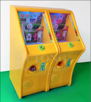 Baby plastic catch fish game machine for sale