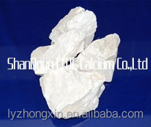 ISO9001 SGS High Quality Quick Lime Price