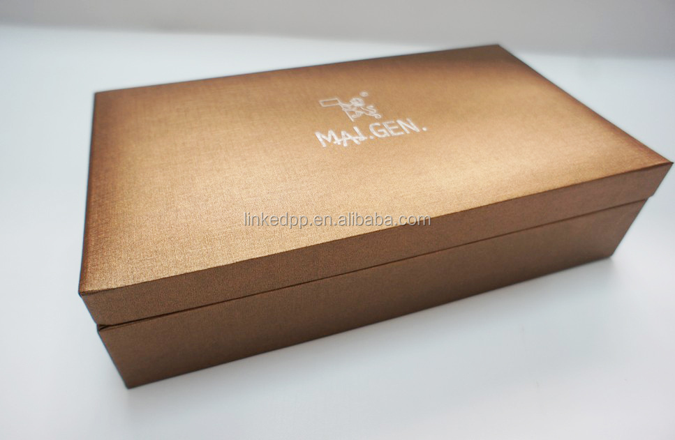 Gift and Jewelry Box with inner Royal Cloth Platform